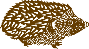 hedgehog-animal-logo-300x167